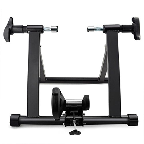 Yaheetech Premium Steel Bike Bicycle Indoor Exercise Bike Trainer Stand by Yaheetech (Image #3)