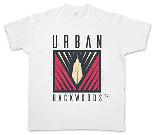 URBAN BACKWOODS CLASSIC LOGO T-SHIRT S