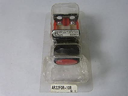 Amazon.com: Fuji ar22for-10r Pushbutton Flush, color rojo ...
