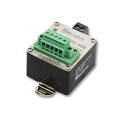 MicroLink-HM HART Protocol Modem + Modbus Accumulator, RS-485 Interface by Microflex, LLC
