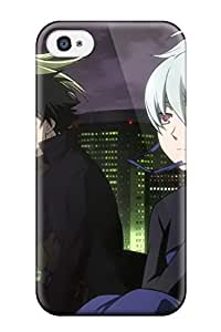 New Premium Flip Case Cover Hei Darker Than Black Skin Case For Iphone 4/4s