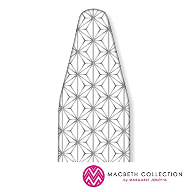 The Macbeth Collection Ironing Pad and Cover - Frequent Use - - Kelly Silver