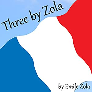 Three by Zola Audiobook