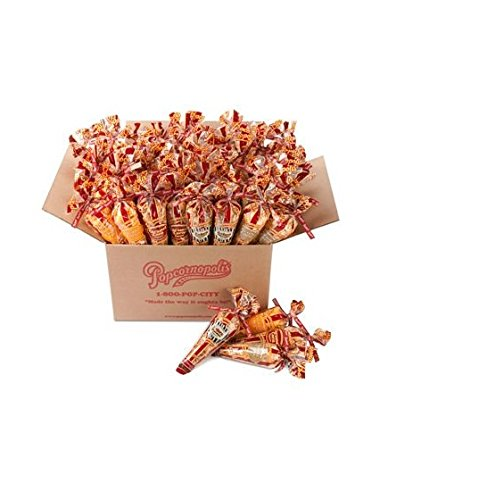 Popcornopolis PopcornopolisTM Mini Cones 48 pack product image