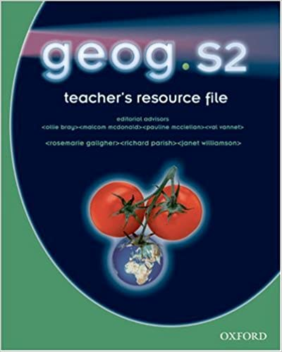 geog.scot: 2: Teacher's Resource File and CD-ROM
