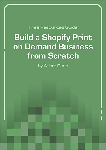 Build a Shopify Print on Demand Business from Scratch: Resources Guide: This is a free Resources Guide for those enrolled in the Build a Shopify Print on Demand Business from Scratch Udemy course.