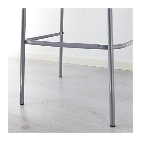 RespaldoNegroEstática Ikea De Con Taburete Bar Cm Stig 74 LSzUGqMVp