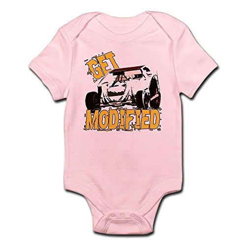 CafePress Get Modified Infant Bodysuit Cute Infant Bodysuit Baby ()
