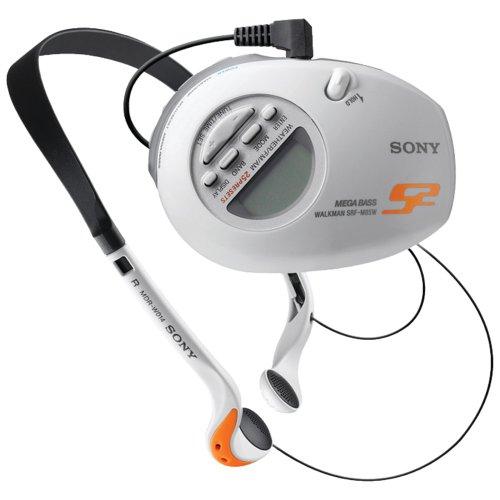 Sony SRFM85W Walkman Digital Weather