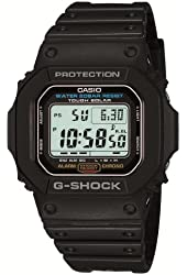 Casio G-5600E-1JF G-SHOCK Tough Solar Watch
