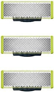 Philips Norelco Lâminas de substituição QP230/80 OneBlade, 3 unidades