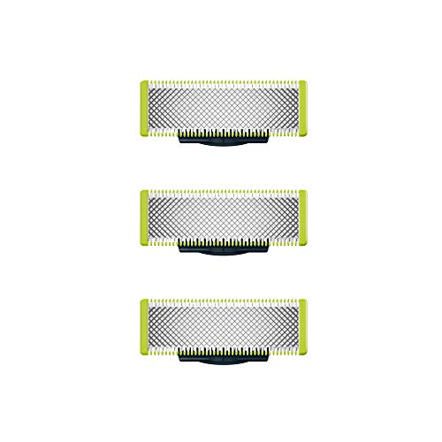 Philips Norelco OneBlade Replacement Blades, 3 count, - Blade Wide