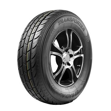 Transporter ST Radial Trailer Tire-ST205/75R14 105M 8-Ply by TRANSPORTER