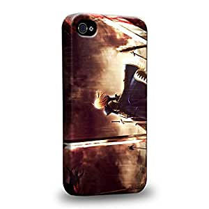 Case88 Premium Designs Fate Stay Night Saber Protective Snap-on Hard Back Case Cover for Apple iPhone 5s