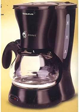 Cafetera de goteo Taurus Aroma 6: Amazon.es: Hogar