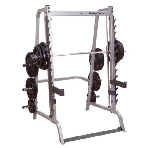 Body Solid Series 7 Linear Bearing Smith Machine by Ironcompany.com