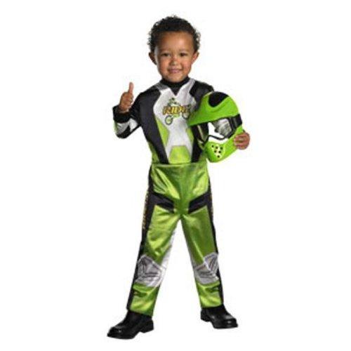Disguise Lil' Motocross Rider Boys Costume, (Motocross Halloween Costumes)