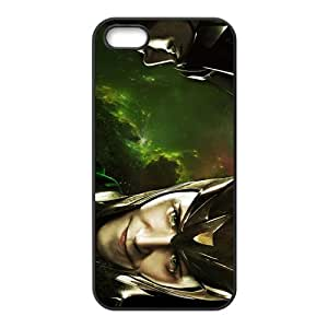 Loki Tom Hiddleston War Cell Phone Case for Iphone 5s