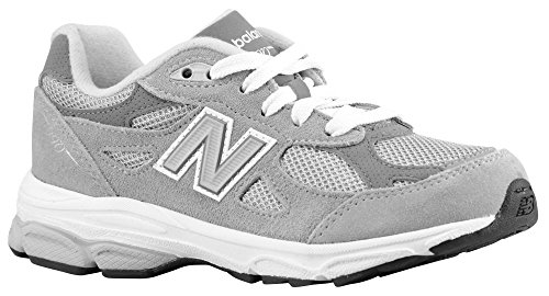 New Balance Youth KJ990 Lace-Up Running Sneakers (3.5)