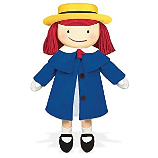"""YOTTOY Madeline Collection   Classic Madeline Soft Stuffed Plush Toy Doll - 16""""H"""