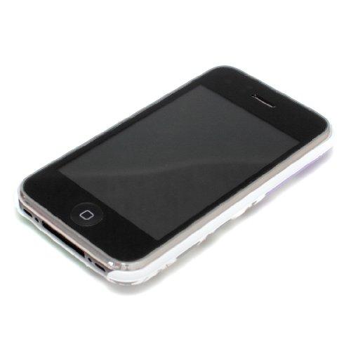 deinPhone Apple iPhone 3 3GS HARDCASE Hülle Case Eule Grün