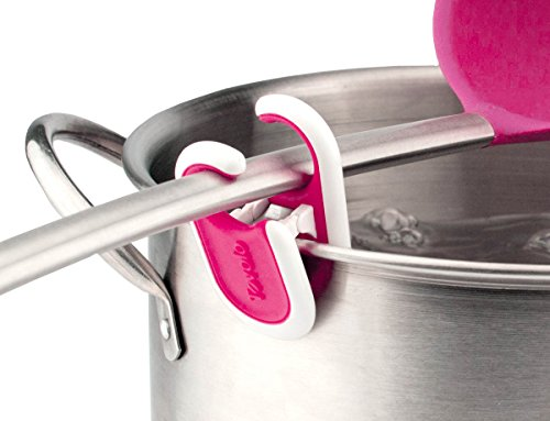 Tovolo Ladle Clips Pink