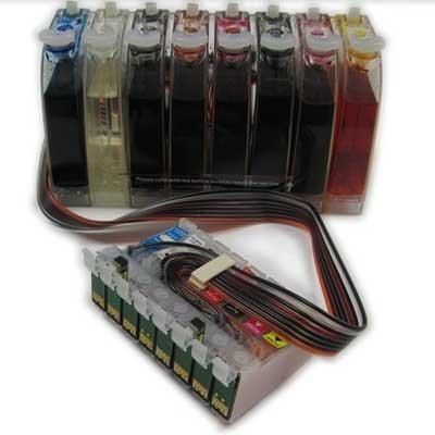 Sistema de tinta continuo para Epson Stylus Photo R1900 ...