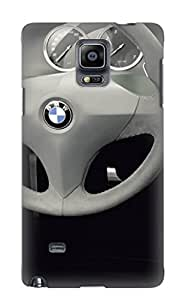 Defender Case With Nice Appearance (bmw Pictures) For Galaxy Note 4 / Gift For New Year's Day