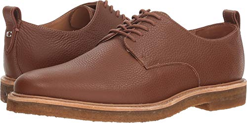Leather Derby w/Crepe Sole Dark Saddle 13 D US D (M) ()