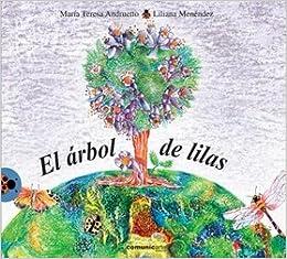 Book El arbol de lilas/ The lilac tree (Vaquita De San Antonio)