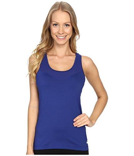 Nike Womens Dri-Fit Pro Hypercool Training Tank Top, Blue, Med, 725726 455