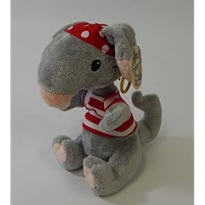 "Neopets 7"" Pirate Blumaroo Plush Doll: Toys & Games"