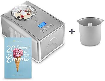 Máquina para hacer helados caseros EMMA | ice cream maker ...