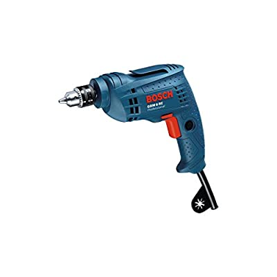 Bosch GBM 6 RE Professiona Electric coded Drill Tools Easy Grip For Expert 136W (220v Charger Europe type C plug)