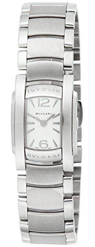 BVLGARI Assoima D Ashoma D Silver Women Watch (Bvlgari Silver Watch)