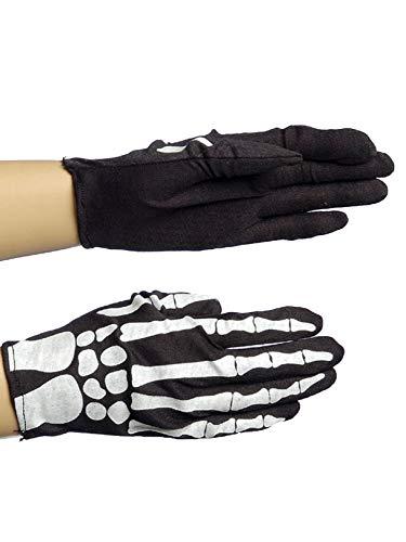 Forum Novelties 40133 Skeleton Gloves Gifts & Costumes -