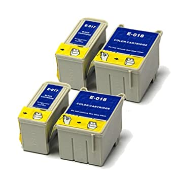 BadgerInks-Cartuchos de tinta para impresora Epson Stylus ...