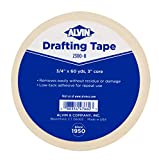 Alvin 2300-B Drafting Tape 3/4'' x 60yds