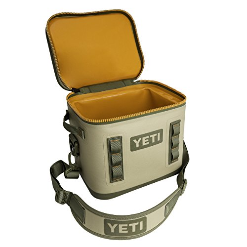 YETI Hopper Flip 12 Portable Cooler with Top Handle, Field Tan by YETI (Image #3)