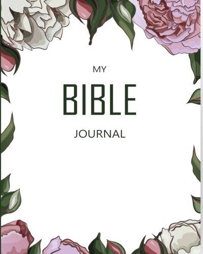 My Bible Journal: Christian Prayer Journal BiBle Large Print