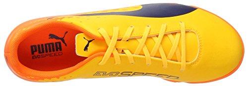 Yellow Fish de Homme orange Clown 5 Football Evospeed IT Puma 03 peacoat Jaune Ultra Chaussures 17 0xC6wXvq