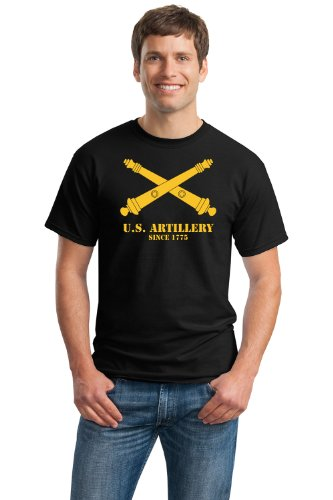 U.S. ARMY ARTILLERY, SINCE 1775 Unisex T-shirt / Insignia Military Pride Shirt