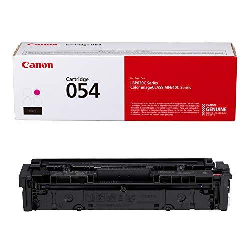 Cartridge 054 Magenta, Standard - Yields up to 1,200 - Cartridge 1200 Toner Magenta