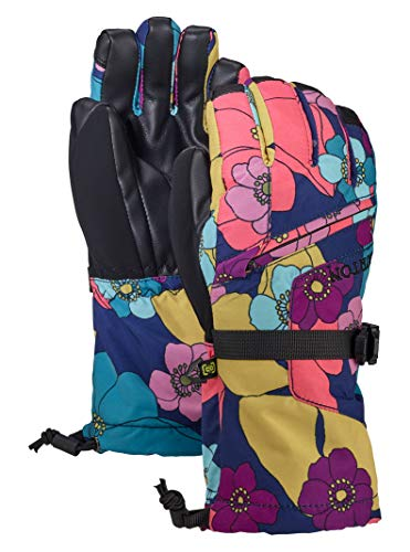 Flower Mitt (Burton Boys Youth Vent Glove, Flowers!, Small)
