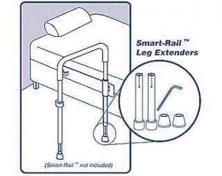 Healthcraft Smart Rail (Smart Rail Leg Extenders)