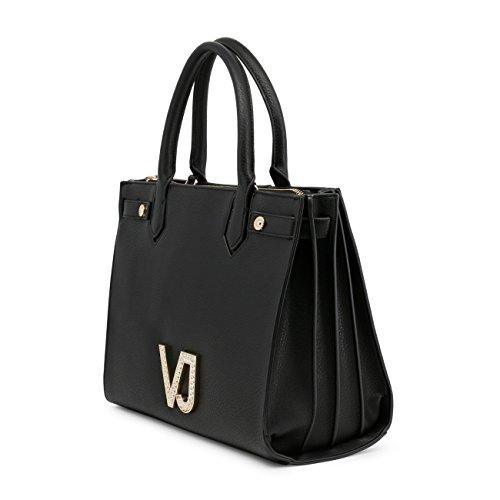 Women Versace Black Jeans Designer Handbag Genuine TqzSwPq5