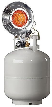 Propane Radiant Heater >> Heatstar Mh15t Portable Propane Radiant Heaters 14 000 Btu