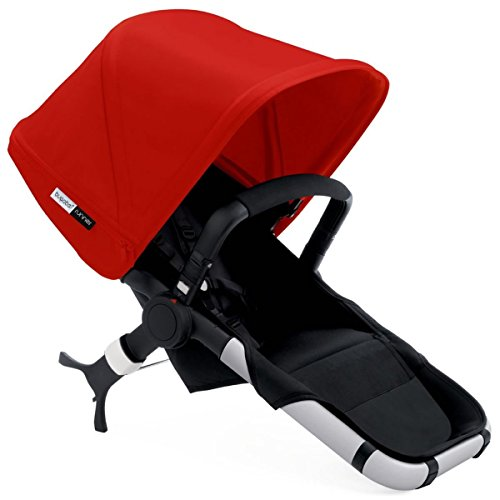 Bugaboo 2015 Runner Seat, Red