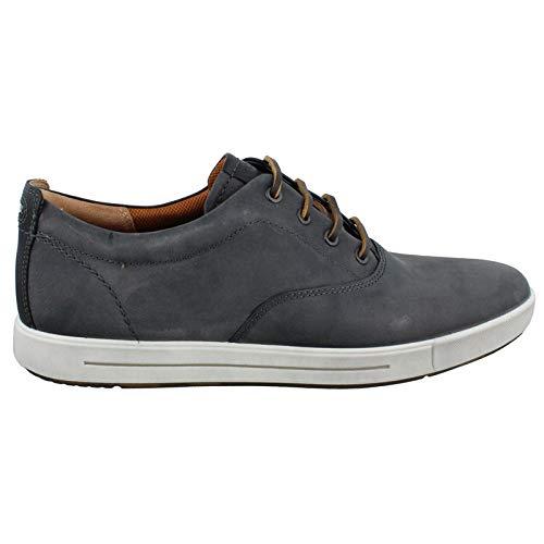 - ECCO Men's Eisner Casual Tie Fashion Sneaker, Titanium, 40 EU/6-6.5 M US