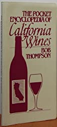 Pocket Encyclopaedia of California Wines (Fireside Book)